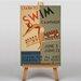 Big Box Art Learn to Swim Vintage Advertisement on Canvas