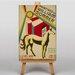 Big Box Art William Sommer Vintage Advertisement on Canvas
