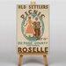 Big Box Art Picnic Vintage Advertisement on Canvas