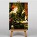 Big Box Art Veronica Veronese by Dante Gabriel Rossetti Art Print on Canvas