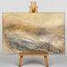 Big Box Art Watercolour by Joseph Mallord William Turner Art Print on Canvas