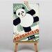 Big Box Art Brookfield Zoo No.3 Vintage Advertisement on Canvas