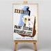 Big Box Art Laboratory Vintage Advertisement on Canvas