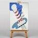 Big Box Art Barber Shop Quartet Vintage Advertisement on Canvas