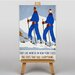 Big Box Art They Like Winter Vintage Advertisement on Canvas