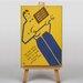 Big Box Art Musical Contest Vintage Advertisement on Canvas