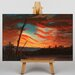 Big Box Art Church Our Banner in the Sky by Frederic Edwin Art Print on Canvas