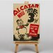 Big Box Art Me Vintage Advertisement on Canvas