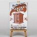 Big Box Art Sanitary Unit Vintage Advertisement on Canvas