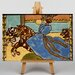 Big Box Art Caroussel by Jozsef Rippl-Ronai Art Print on Canvas
