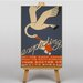 Big Box Art Expecting Vintage Advertisement on Canvas