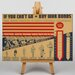 Big Box Art Buy War Bonds Vintage Advertisement on Canvas