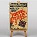 Big Box Art Vodvil Vintage Advertisement on Canvas