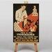 Big Box Art The Storekeeper Vintage Advertisement on Canvas