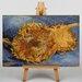 Big Box Art Sunflowers Still Life by Vincent Van Gogh Art Print on Canvas