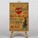 Big Box Art O My heart Vintage Advertisement on Canvas