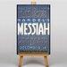Big Box Art Handel's Messiah Vintage Advertisement on Canvas