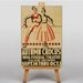 Big Box Art Autumn Crocus Vintage Advertisement on Canvas