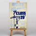 Big Box Art Class 29 Vintage Advertisement on Canvas