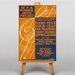 Big Box Art Music Project No.2 Vintage Advertisement on Canvas