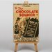 Big Box Art The Chocolate Soldier No.2 Vintage Advertisement on Canvas