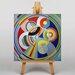Big Box Art Salon Design by Robert Delaunay Graphic Art on Canvas