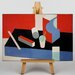 Big Box Art Composition II by Patrick Henry Bruce Art Print on Canvas