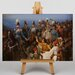 Big Box Art King Otto of Greece by Peter Von Hess Art Print on Canvas