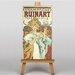 Big Box Art Champagne Ruinart by Alphonse Mucha Vintage Advertisement on Canvas