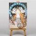 Big Box Art Piece No.12 by Alphonse Mucha Graphic Art on Canvas