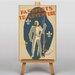 Big Box Art Passports to Adventure Vintage Advertisement on Canvas