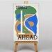 Big Box Art Careers Ahead Vintage Advertisement