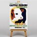 Big Box Art Cattle Feeders Vintage Advertisement
