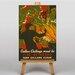 Big Box Art Fire-Retarded Vintage Advertisement