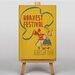 Big Box Art Harvest Festival Vintage Advertisement