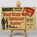 Big Box Art What Anne Brought Home No.3 Vintage Advertisement