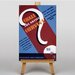Big Box Art Survive Vintage Advertisement