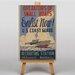 Big Box Art Enlist Now Vintage Advertisement