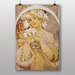 Big Box Art Flower Girl by Alphonse Mucha Art Print