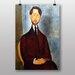 "Big Box Art ""Portrait"" by Amedeo Modigliani Art Print"
