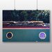 Big Box Art 'Barge Boat Carrying Logs' Photographic Print