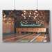 Big Box Art 'Bowling Alley' Photographic Print