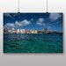 Big Box Art 'Boats at the Harbour No.1' Photographic Print
