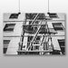 Big Box Art 'Building Stairway' Photographic Print