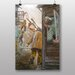 "Big Box Art ""Street View"" by Christian Krohg Art Print"