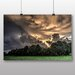 Big Box Art Dramatic Cloudy Sky No.2' Photographic Print