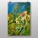 "Big Box Art ""View of Town"" by Chaim Soutine Art Print"
