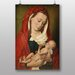 """Big Box Art """"Madonna with Child"""" by Dieric Bouts Art Print"""