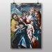 "Big Box Art ""The Holy Family"" by El Greco Art Print"