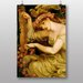 Big Box Art A Sea Spell by Dante Gabriel Rossetti Art Print